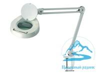 Лампа-лупа 3D или 5D струбцина